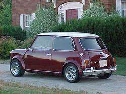Another Killer_K 1977 Austin Mini post... - 12962813