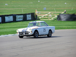 MRTIPPING 1966 Sunbeam Tiger