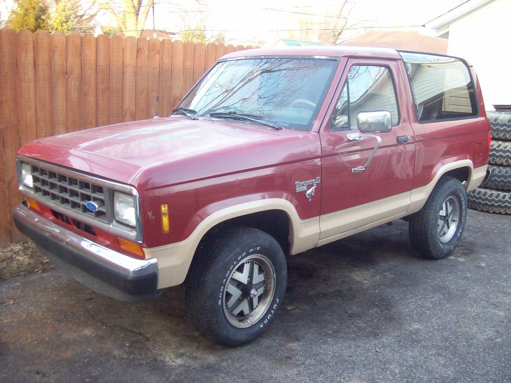 97rangerstx 1986 ford bronco ii specs photos. Black Bedroom Furniture Sets. Home Design Ideas