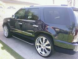 chuyshummers 2008 Cadillac Escalade