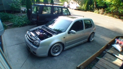 2point8turbos 2001 Volkswagen GTI