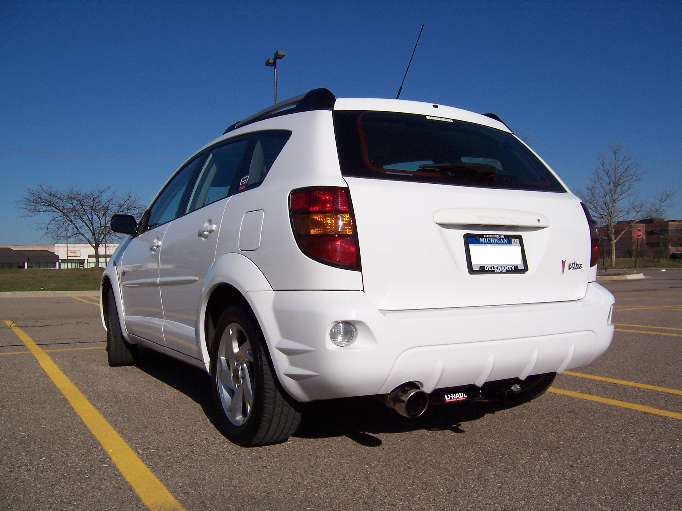 Another boomermsu 2003 Pontiac Vibe post... - 12977790