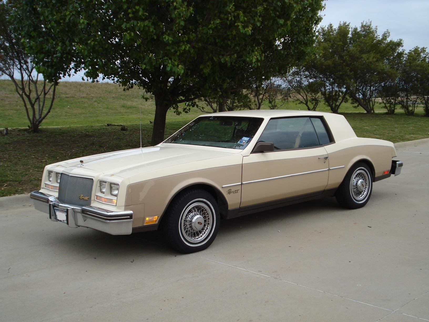 Another sosuzguy 1983 Buick Riviera post... - 12966330