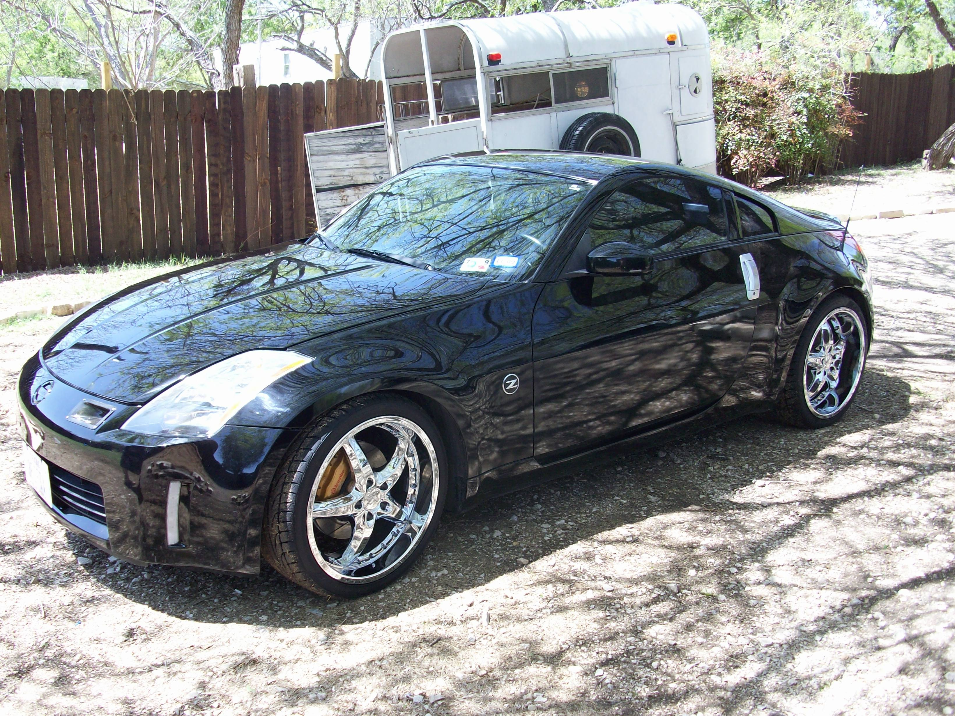 johnpruitt87 2003 nissan 350z specs photos modification. Black Bedroom Furniture Sets. Home Design Ideas
