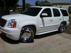 Its8084realzs 2008 GMC Yukon