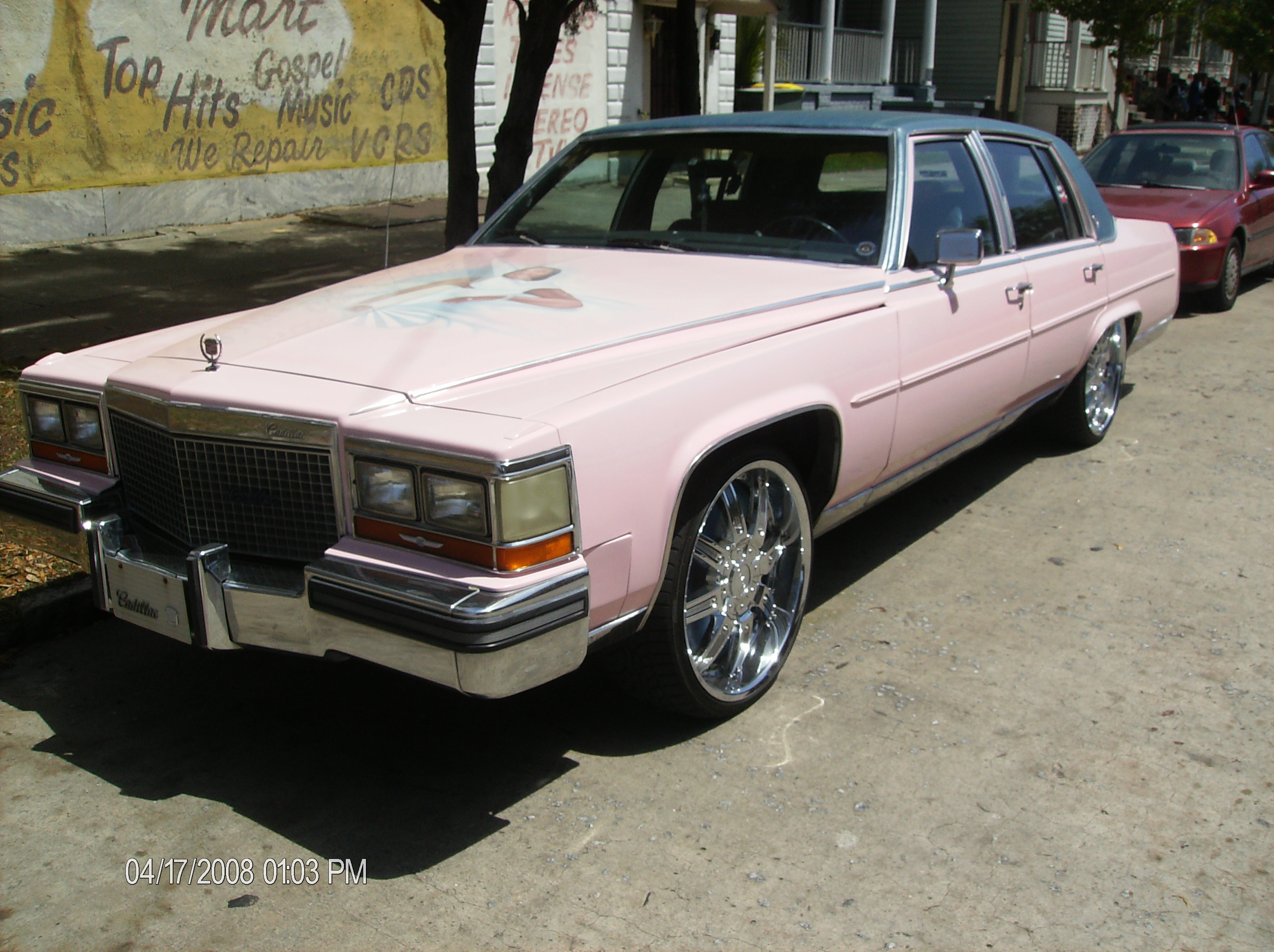 Another Catherine2115 1988 Cadillac Brougham post... - 12967056
