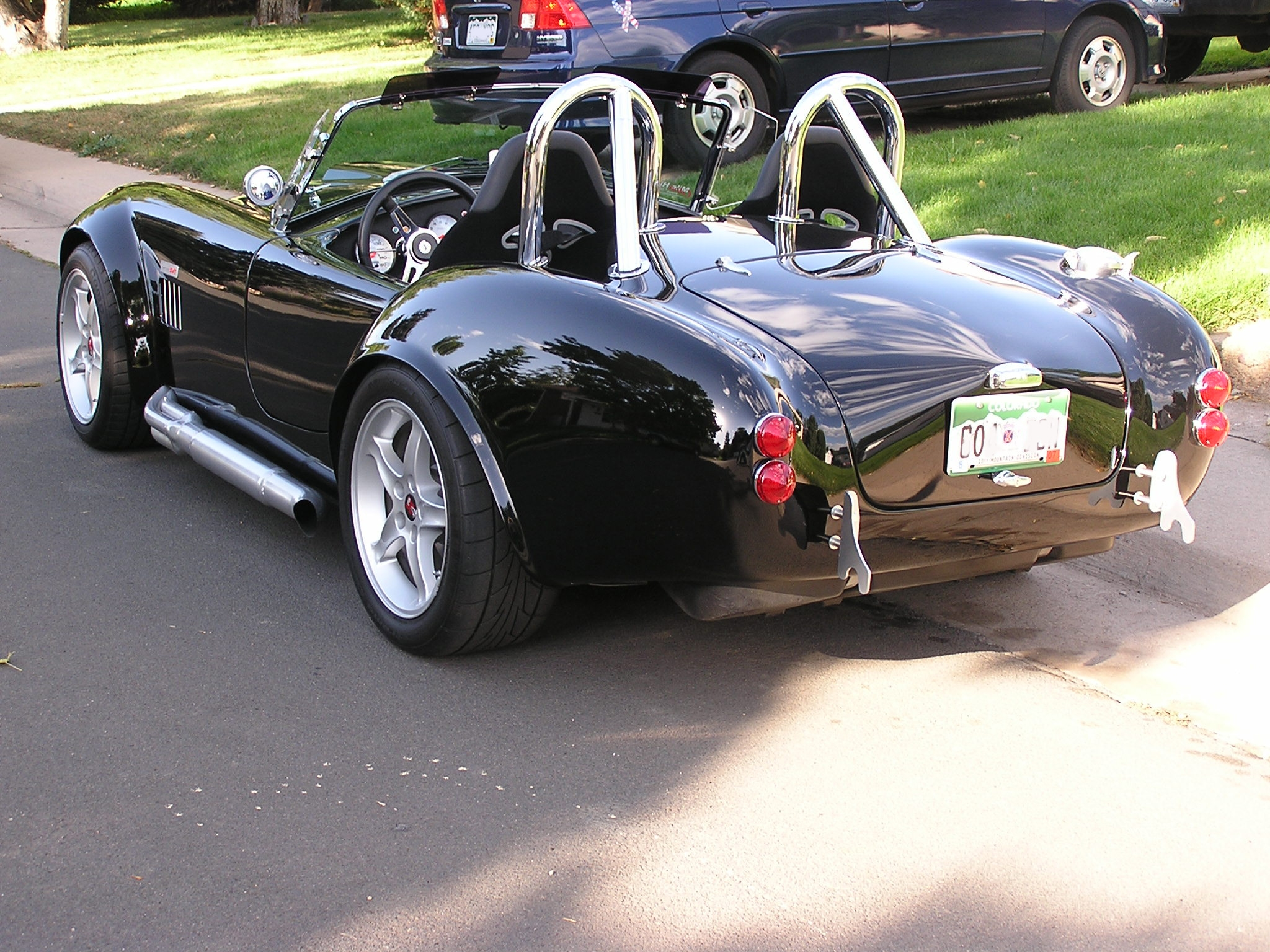 Another motorheadcrm 2002 Factory Five 65 Roadster post... - 12968669