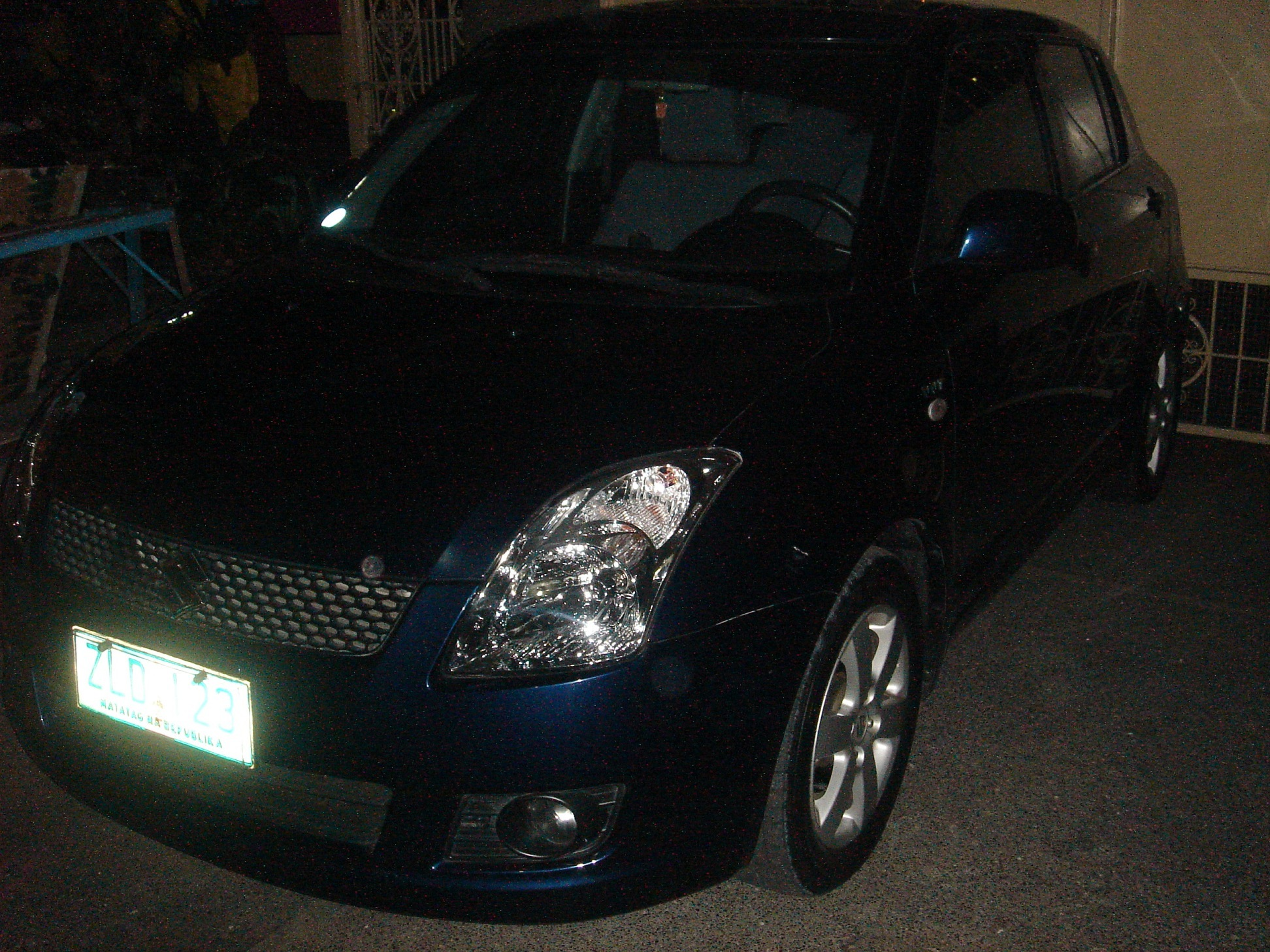 Another jingnaynes 2007 Suzuki Swift post... - 12973495