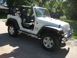 tyketchs 2008 Jeep Wrangler
