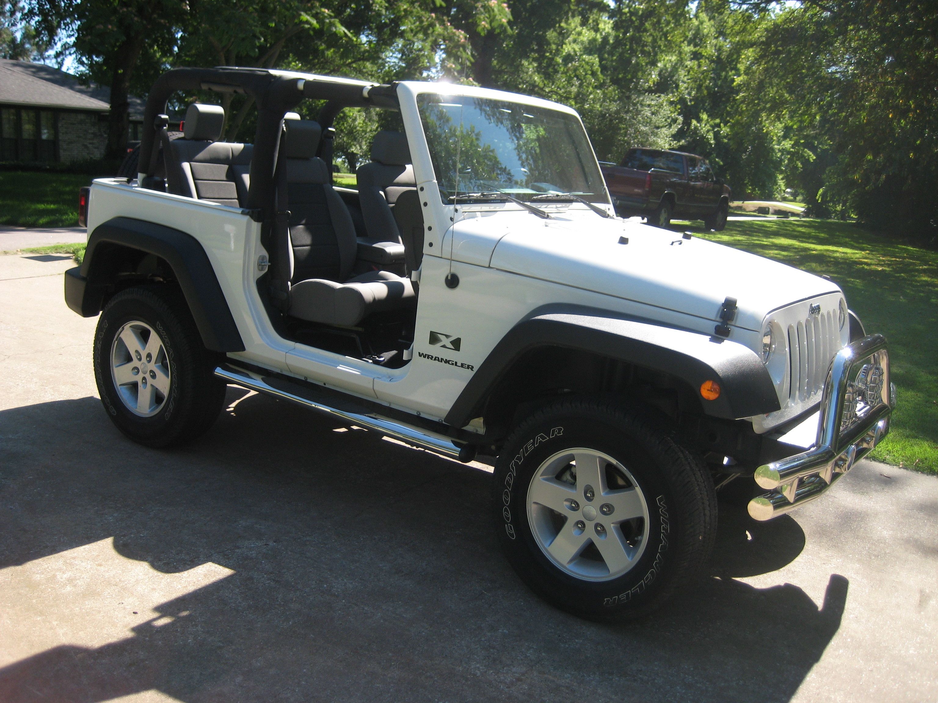 Tyketch 2008 Jeep Wrangler Specs, Photos, Modification