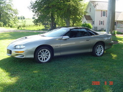 bigweavies 2000 Chevrolet Camaro