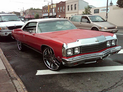 OnlyPairMades 1973 Chevrolet Caprice