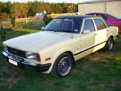 Fastcorty 1978 Ford Cortina
