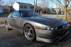 AlecPozners 1989 Toyota Supra