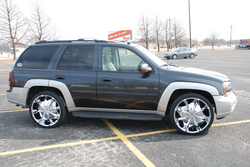jjj147usas 2005 Chevrolet TrailBlazer