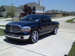 sikbluerams 2006 Dodge Ram 1500 Regular Cab
