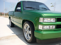 chinogarzons 1994 Chevrolet Silverado 1500 Regular Cab