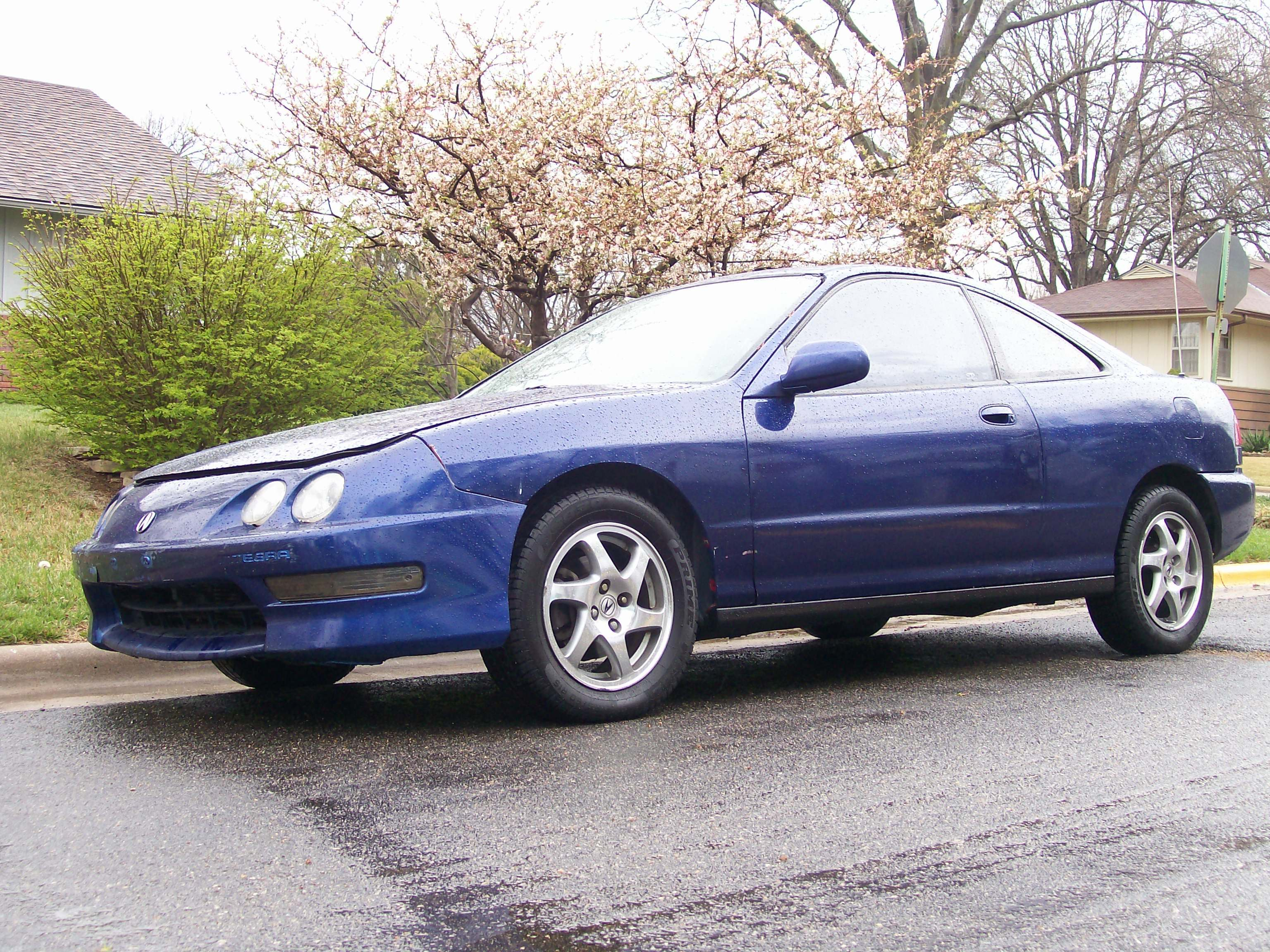 91-DX 1996 Acura Integra
