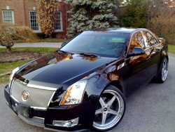 jwise36 2009 Cadillac CTS