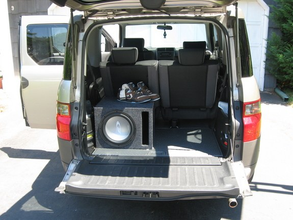 AtomicBagels's 2003 Honda Element