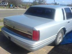 Phara0h 1993 Lincoln Town Car