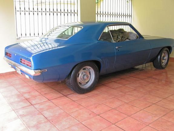 Another VOLVOMANIA 1969 Chevrolet Camaro post... - 9632685