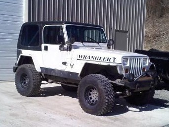 Ira3lee 1990 Jeep Wrangler Specs, Photos, Modification Info