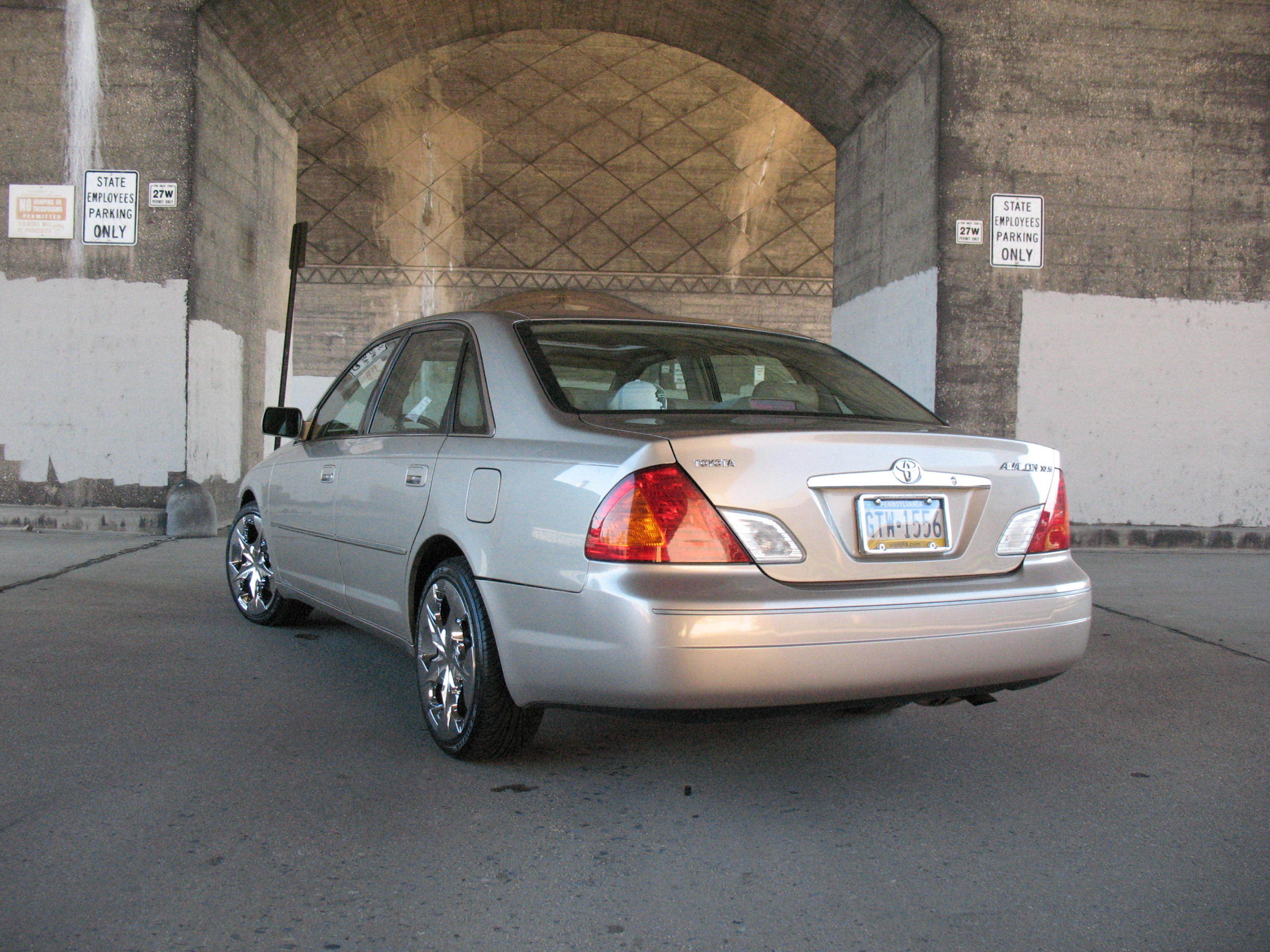 Another gusto21 2000 Toyota Avalon post... - 12974750