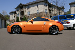 stogges 2007 Nissan 350Z