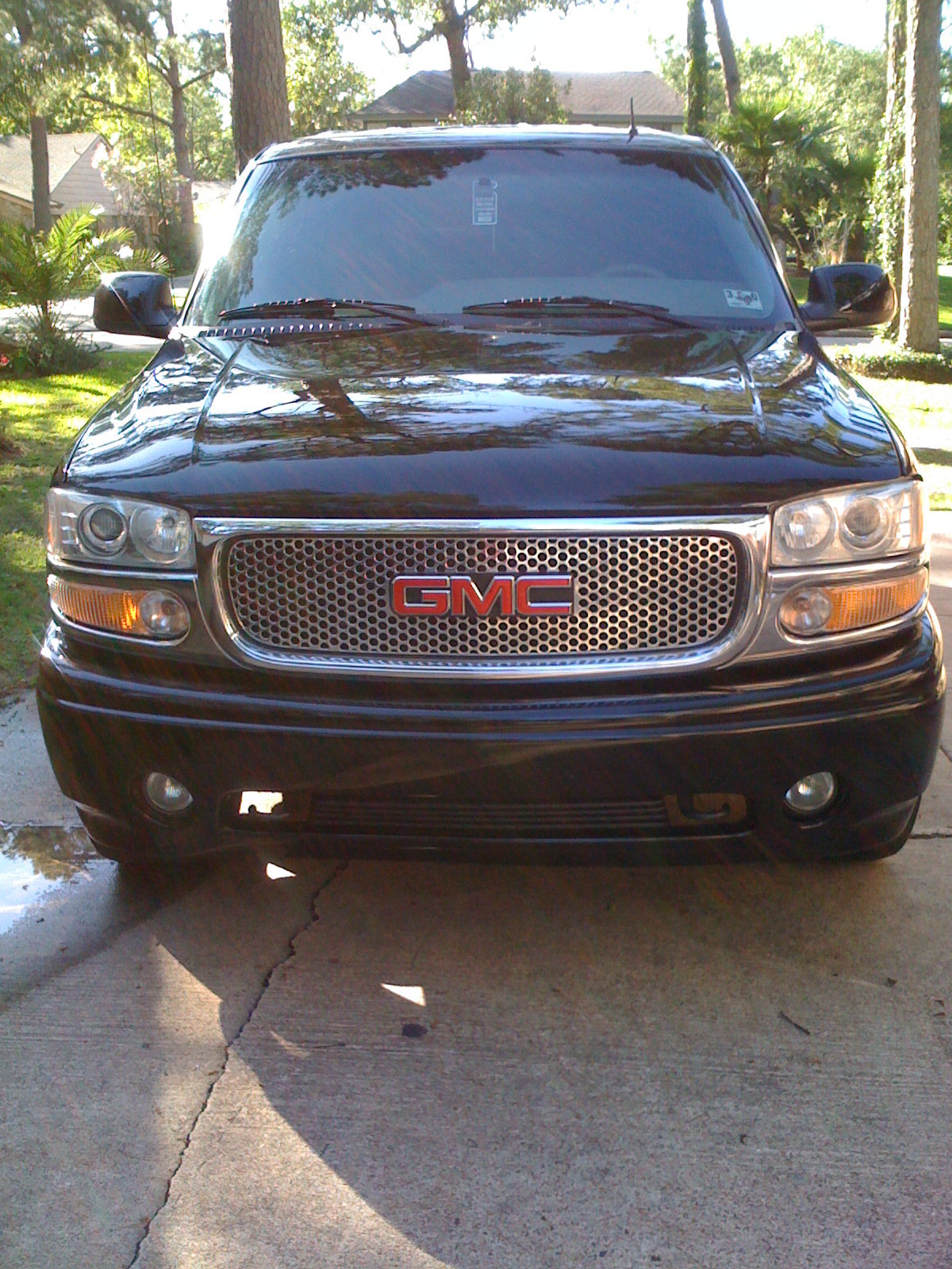 kj123 39 s 2002 gmc yukon denali in houston tx. Black Bedroom Furniture Sets. Home Design Ideas
