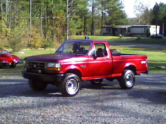 F_One_Five_Oh 1995 Ford F150 Regular Cab Specs, Photos ...