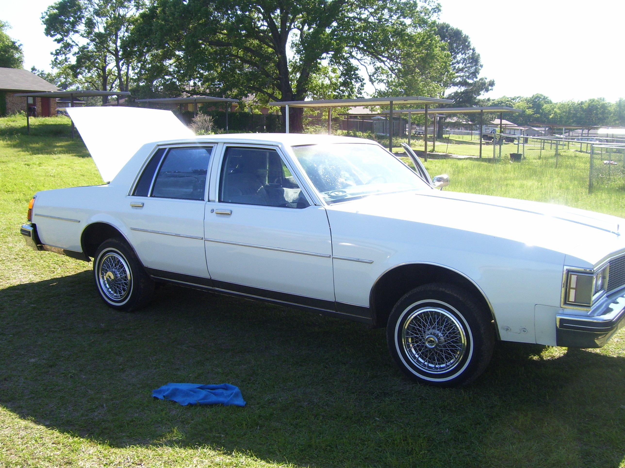 903 Texas Merc 1984 Oldsmobile Delta 88 Specs Photos