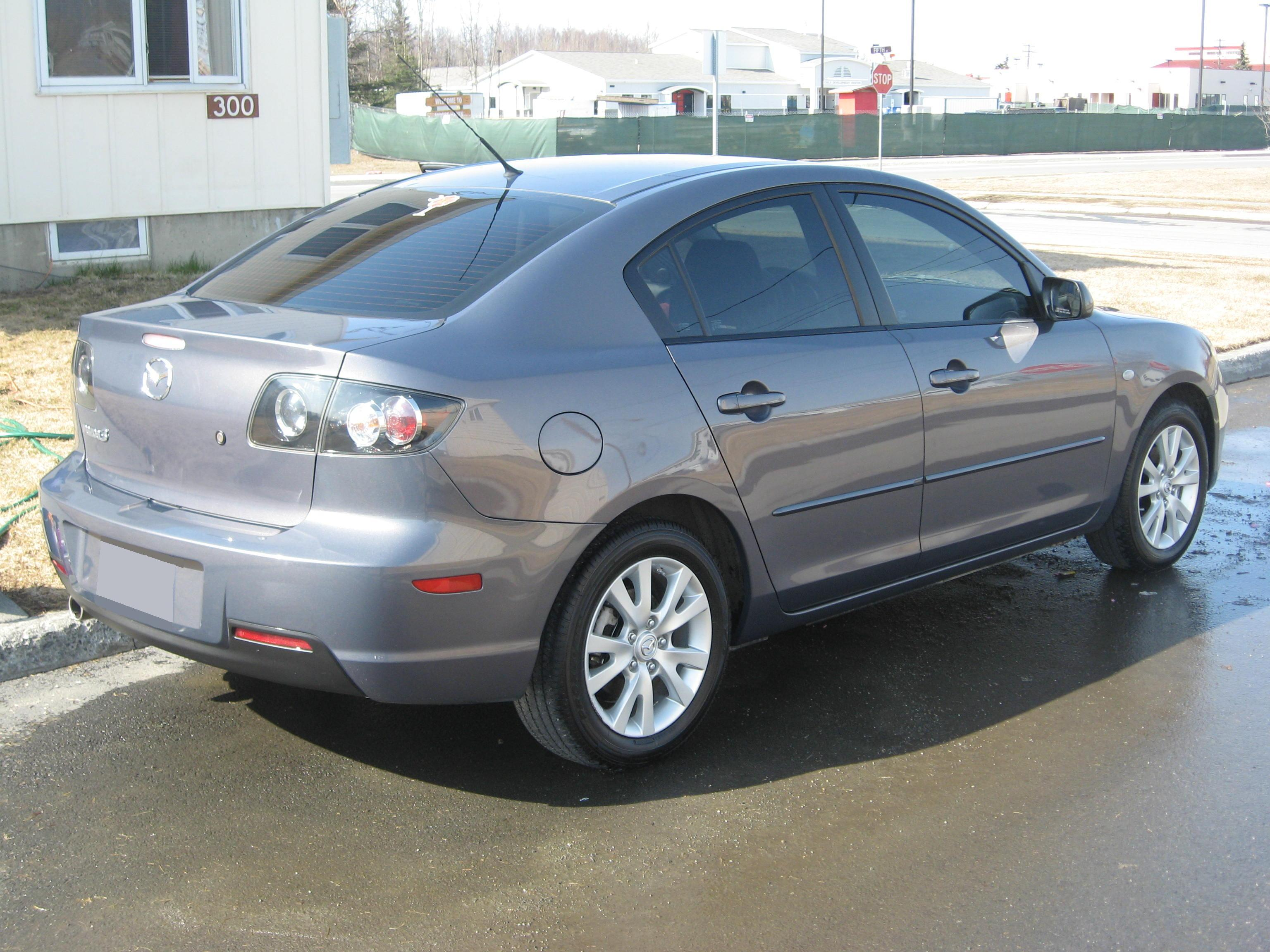 Another NiSSaNFreaK85 2008 Mazda MAZDA3 post... - 13506000