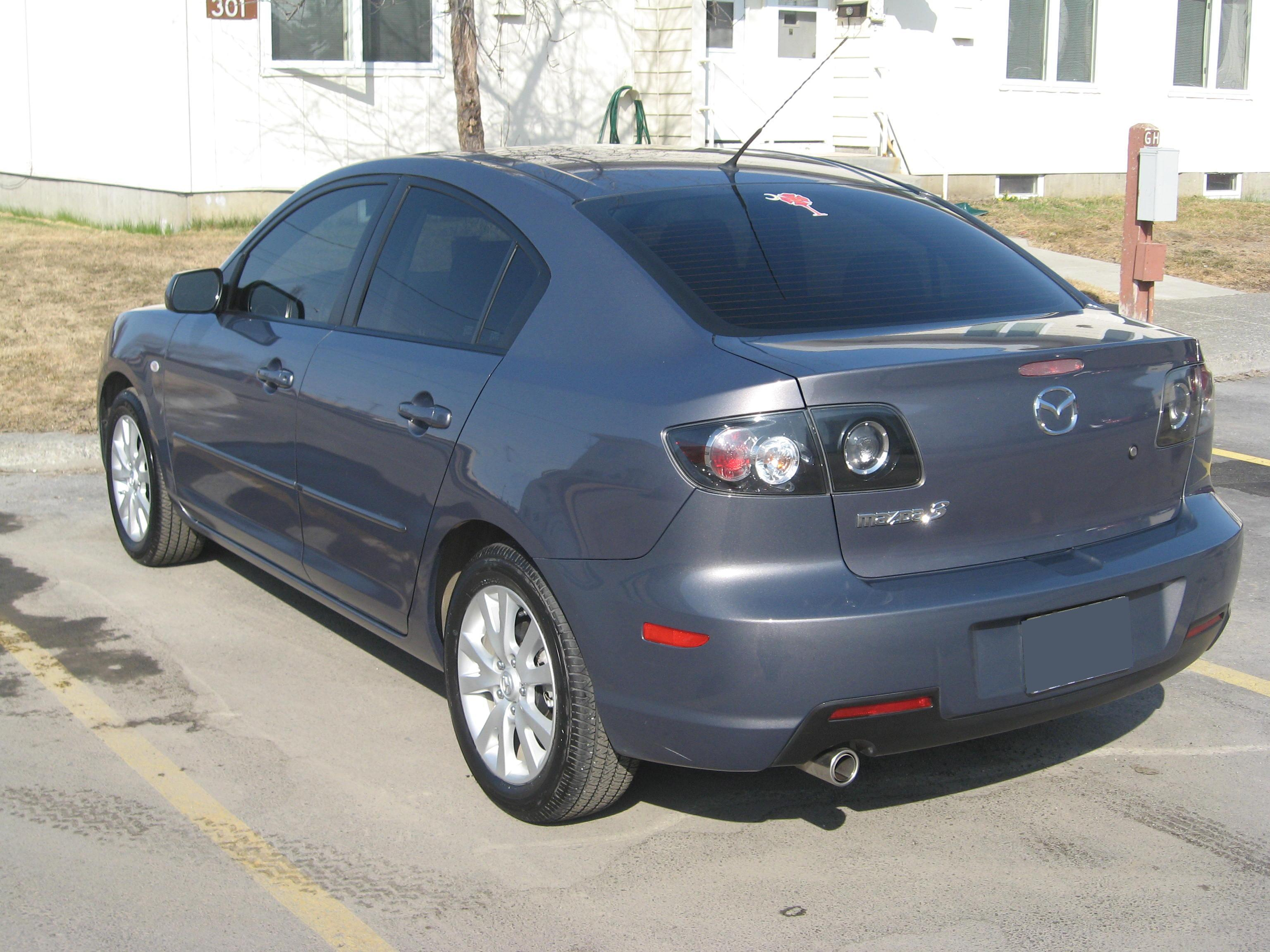 Another NiSSaNFreaK85 2008 Mazda MAZDA3 post... - 13506005