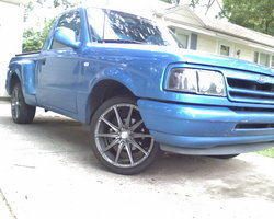 blued_ups 1994 Ford Ranger Regular Cab