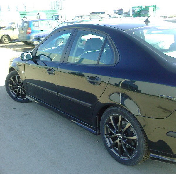Another celentano 2005 Saab 9-3 post... - 12977256