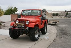 coreycar5s 1963 Jeep CJ5