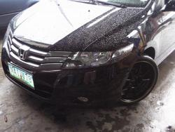 dawg_rj_king 2009 Honda City