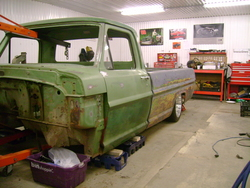 slamd71s 1971 Ford F150 Regular Cab