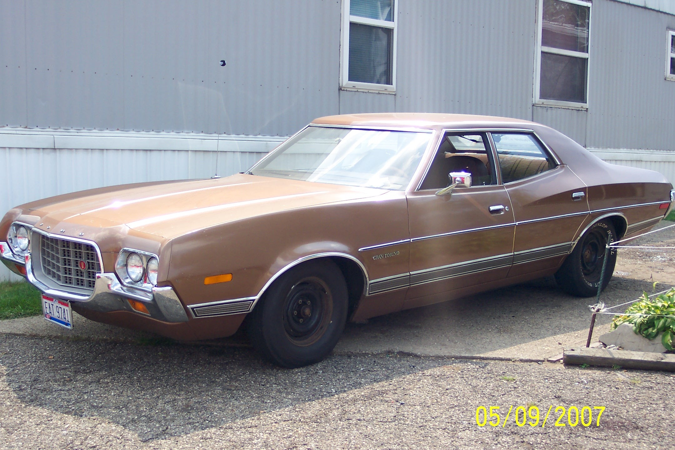 delta88on24s 1972 ford gran torino specs photos modification info at cardomain. Black Bedroom Furniture Sets. Home Design Ideas