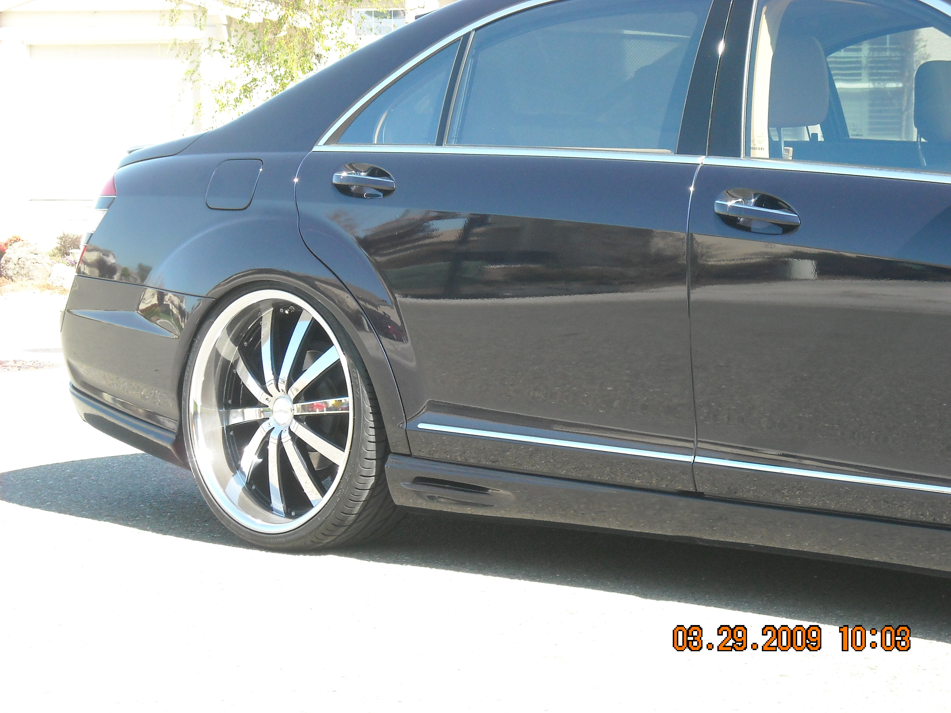 Another S5Fiddy 2008 Mercedes-Benz S-Class post... - 12980448