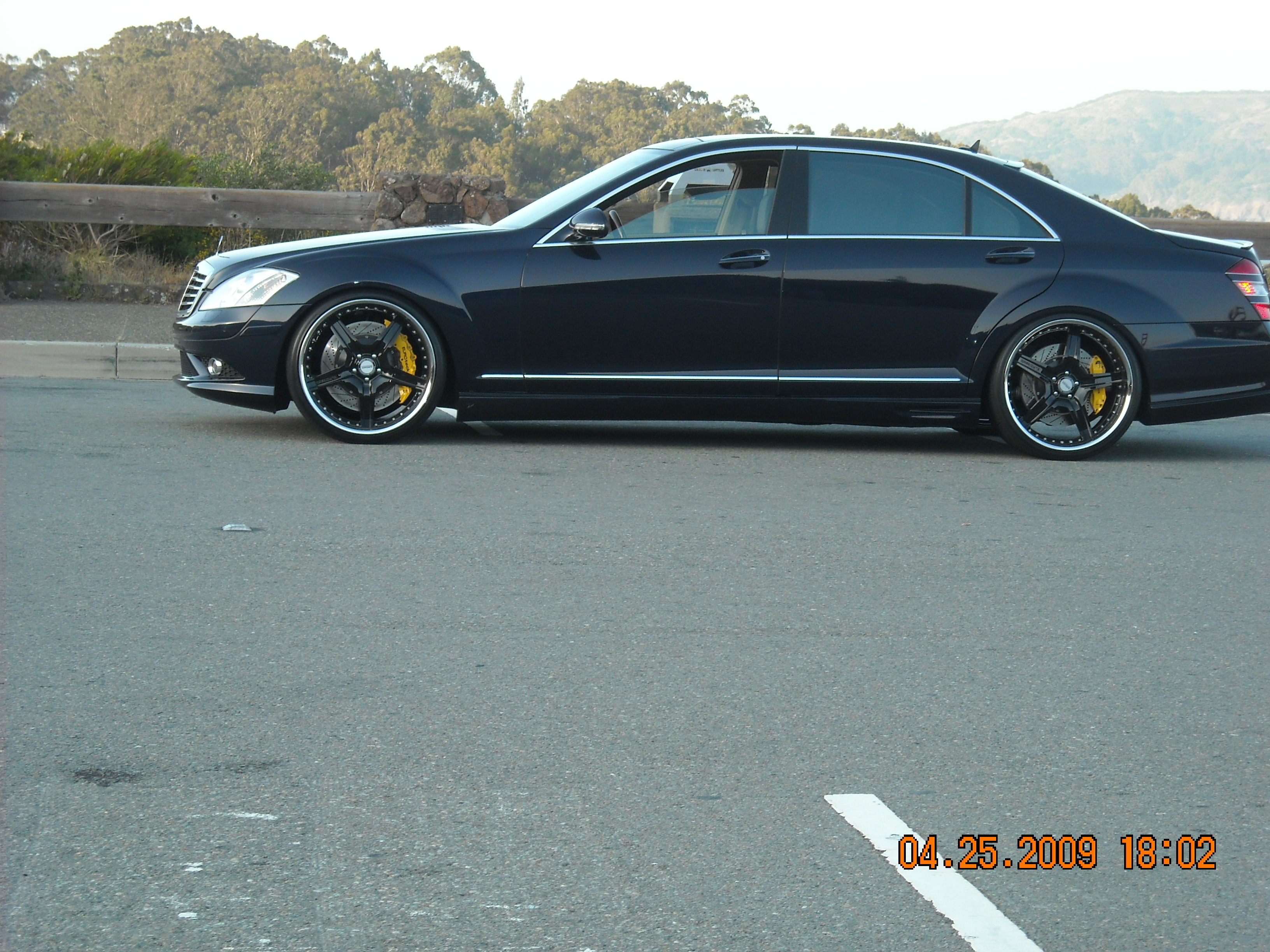 Another S5Fiddy 2008 Mercedes-Benz S-Class post... - 12980454
