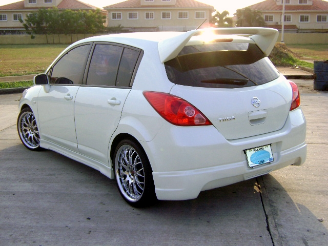 Another Tiida_Collection 2008 Nissan Versa post... - 12978572