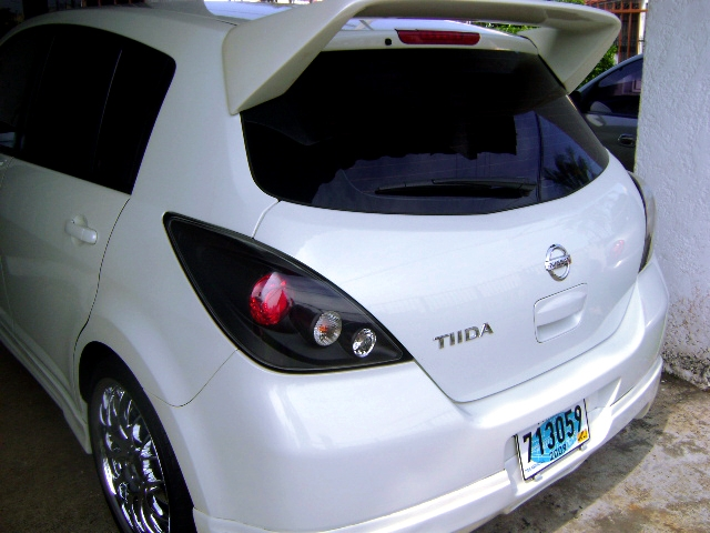 Another Tiida_Collection 2008 Nissan Versa post... - 12978586