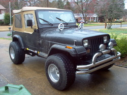 mw52291s 1993 Jeep YJ