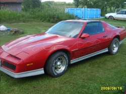 kboders 1984 Pontiac Trans Am