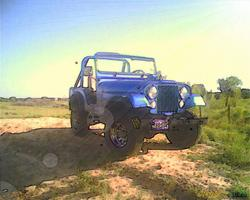 clm909wzy 1974 Jeep CJ5