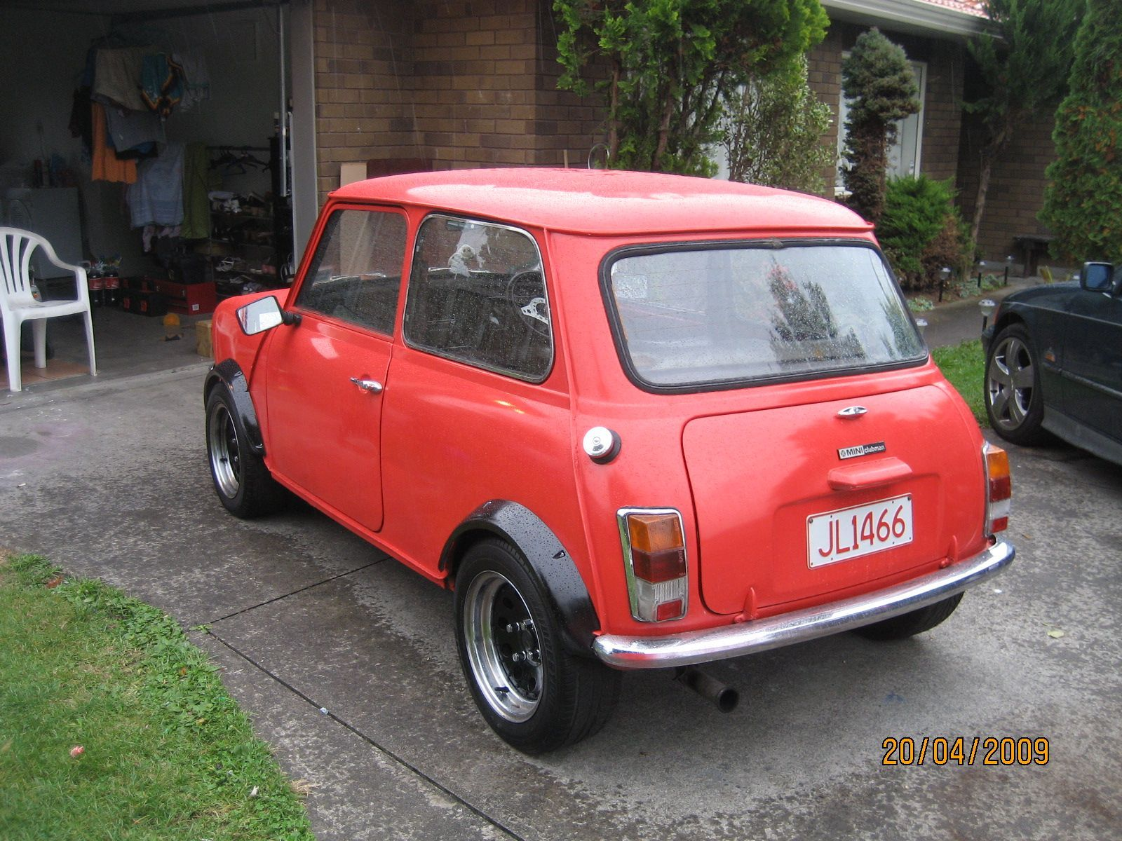 Another nayr12 1979 MINI Clubman post... - 13505467