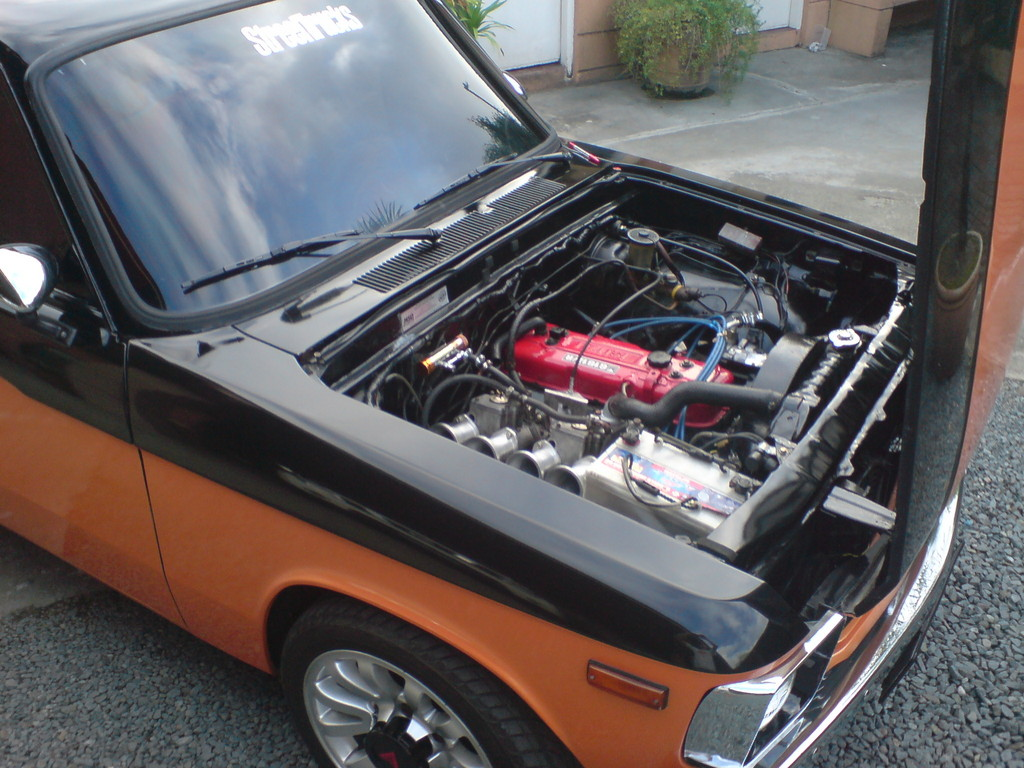 Reybelworks 1980 Chevrolet Luv Pick Up Specs Photos