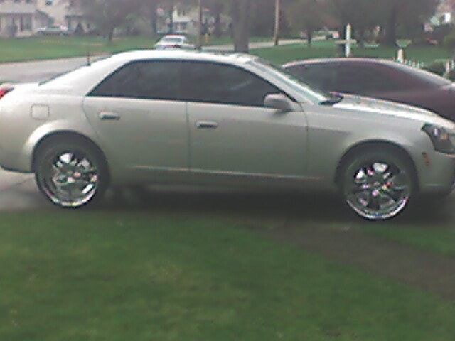 Doboy70 2004 Cadillac Cts Specs  Photos  Modification Info